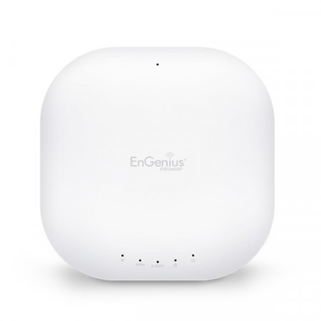 EnGenius EWS360AP Neutron 11ac Indoor Managed Access Point, 1.8Gbps Dual-Band 3x3, Hight Power 28dBm, 1xGigabit LAN Support PoE, Ceileng-Mount