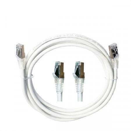 LINK US-5110S-1 Shield CAT 6 RJ45-RJ45 Patch Cord Cable 10 M.