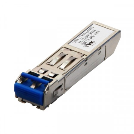 Link UT-9125D-50 SFP 1.25G Transeiver Module, SM 1550 nm 50 Km. With DDMI, Duplex LC Connector (Cisco, HP & Other Compatible)