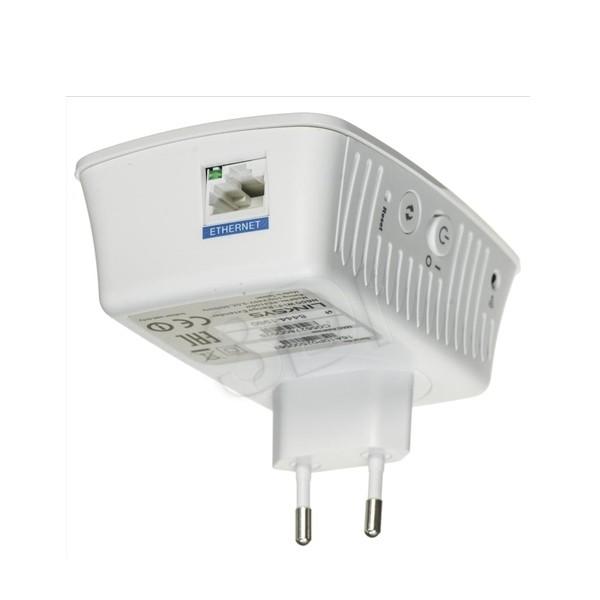 Linksys RE4100W Wireless N600 Dual-Band Range Extender - Linksys