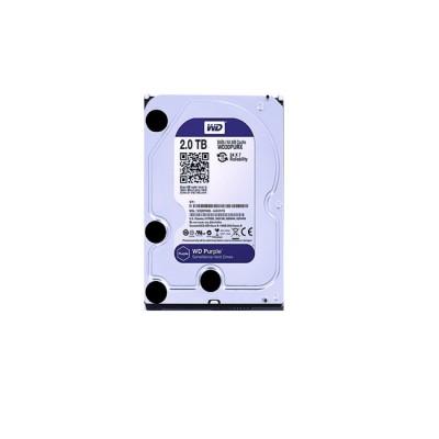 2 TB WD Purple SATA HDD  for CCTV