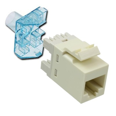 COMMSCOPE (AMP) AM-3501 CAT 5E RJ45 Modular Female Jack UTP Connector