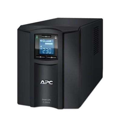 APC SMC2000I Smart-UPS C 2000VA / 1300 W LCD 230V
