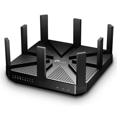 TP-Link Archer C5400 : AC5400 Wireless Tri-Band MU-MIMO Gigabit Router