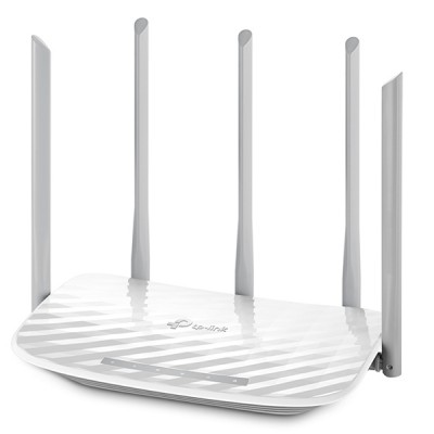 TP-Link Archer C60 : AC1350 Wireless Dual Band Router