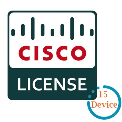 Cisco LS-FINDITNM-15-1Y= license 15-device for Cisco FindIT Network Manager - 1 year