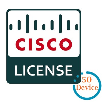 Cisco LS-FINDITNM-50-1Y= license 50-device for Cisco FindIT Network Manager - 1 year