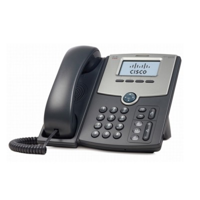 Cisco SPA512G IP Phone 1 Line with Display, PoE and Gigabit PC Port