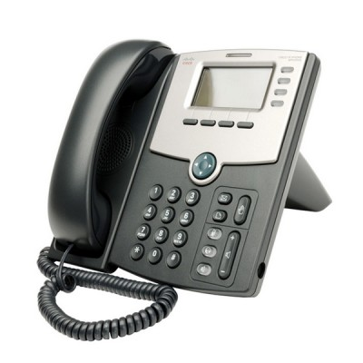 Cisco SPA514G IP Phone 4 Line with Display, PoE and Gigabit PC Port