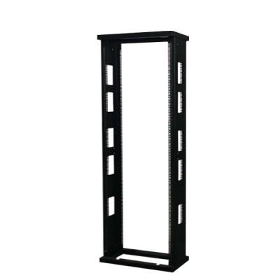 """Link CN-61142 19"""" Open Rack 42U (55x60x205cm.) Black *จัดส่งฟรีเขต กทม.และปริมณฑล"""
