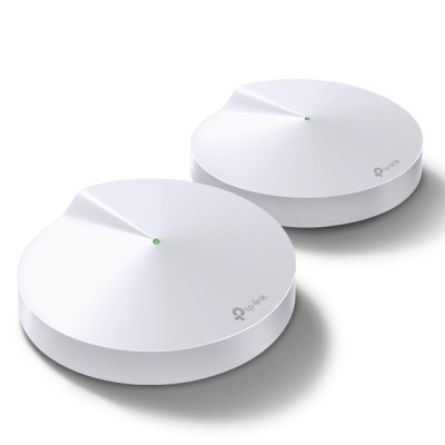 TP-Link Deco M5(2-pack) : AC1300 Whole Home Mesh Wi-Fi System