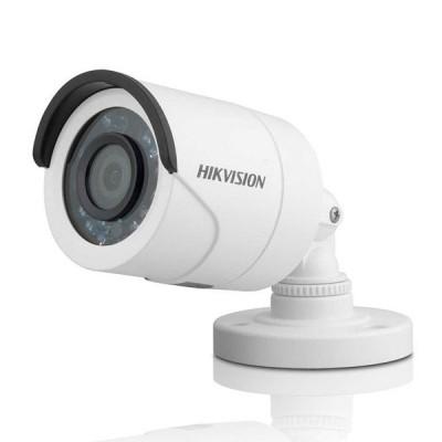 HIKVISION DS-2CE16D0T-IRF Analog Bullet Camera HD 1080P, Day/Night 20m IR, IP67 weatherproof, สลับ TVI / AHD / CVI / CVBS