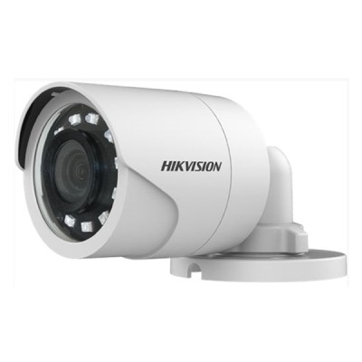 HIKVISION DS-2CE16D0T-IRPF Analog Bullet Camera HD 1080P, Day/Night 20m IR, IP67 weatherproof
