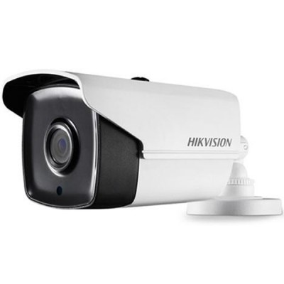 HIKVISION DS-2CE16D0T-IT3F Analog EXIR Bullet Camera HD 1080P, Day/Night 40m IR, IP66 weatherproof