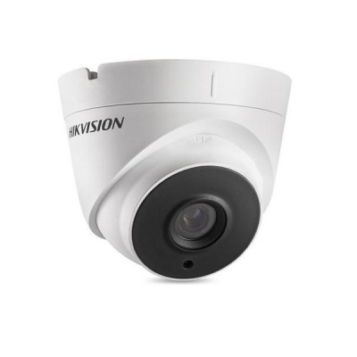 HIKVISION DS-2CE56C0T-IT3F Analog Outdoor/Indoor EXIR Turret Camera HD720P, Day/Night 40m IR, IP66 weatherproof