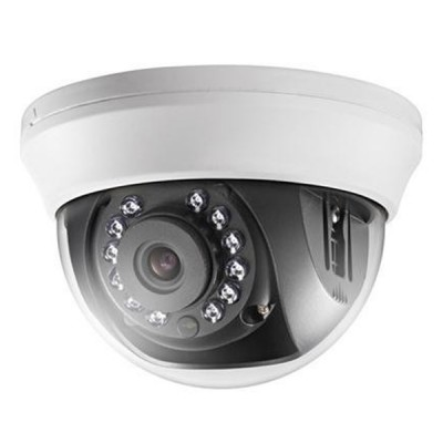 HIKVISION DS-2CE56D0T-IRMMF Analog Dome Camera HD 1080P, Indoor Day/Night 20m IR