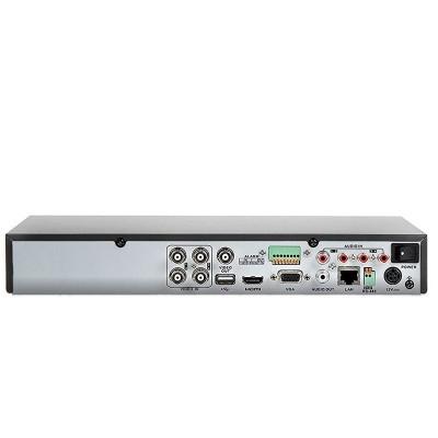 HIKVISION DS-7204HGHI-K1 DVR 4-ch 2MP Lite 1U H.265, 1 SATA Interface