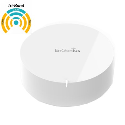EnGenius EMR5000 AC2200 Tri-Band 2.4/5/5GHz 11ac Wave 2 High Performance Wireless Mesh Router/AP
