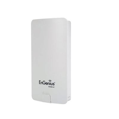 EnGenius ENS500-ACv2 EnTurbo Outdoor 5GHz 11ac Wave 2 PtP Wireless Bridge, Speed 867Mbps, IP55-Rated Weatherproof