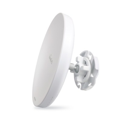 EnGenius EnStationAC Outdoor Long-Rang 11ac Access Point/Client Bride, Speed 867Mbps 5GHz, 19dBi High-Gain Antennas, 2 Gigabit LAN