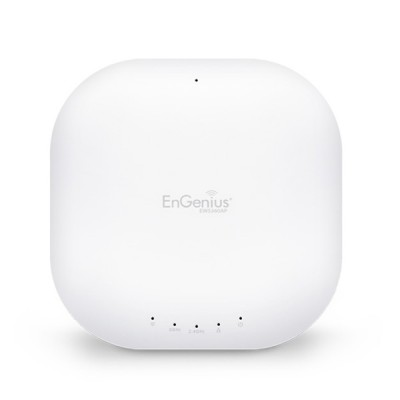 EnGenius EWS360AP Neutron 11ac Indoor Managed Access Point, 1.8Gbps Dual-Band 3x3, Hight Power 28dBm, 1xGigabit LAN Support PoE, Ceileng-Mount
