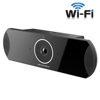 Grandstream GVC3210 Video Conferencing, HD video 4K, Android 6.x, Built-in WiFi and Bluetooth, PTZ Camera 16M pixel