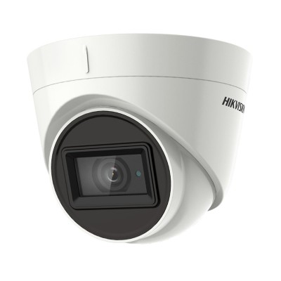 HIKVISION DS-2CE78H8T-IT3F Analog 5MP High Performance Turrent Camera, Day/Night 60m IR, Outdoor IP67 weatherproof