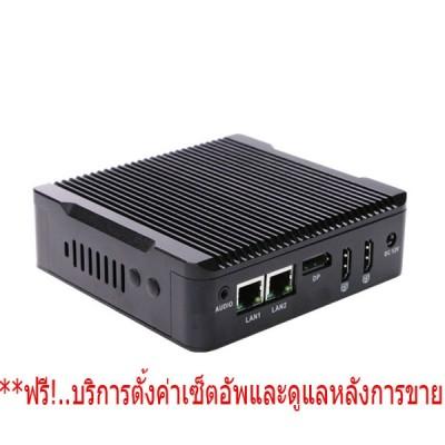 iBSG 3.5 THE BOX MINI Network Embedded Box Mini 100User Concurrent, Wi-Fi Hotspot Gateway Server