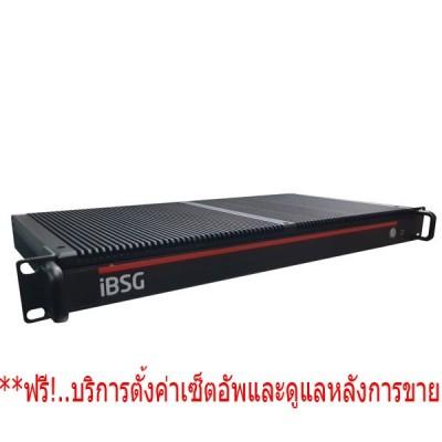 iBSG 3.5 THE BOX 150 Network Embedded Box 150User Wi-Fi Hotspot Gateway Rackmount Server