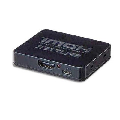 NEXiS IH-SP102U HDMI SPLITTER WITH 4K SUPPORT 1 IN 2 OUT