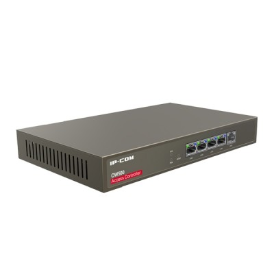 IP-COM CW500 : Access Controller, 5-Port Gigabit 1000 Mbps + Maximum AP up to 32 + Discover APs Automatically