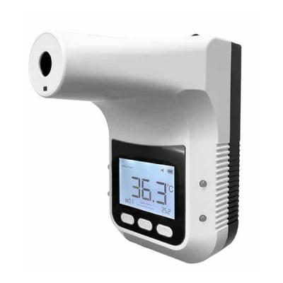 K3 Medical Digital Infrared Thermometer, 2.1A Single USB Charger, Camera Tripod