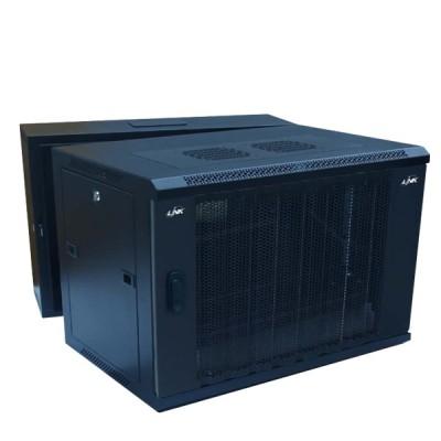 "LINK CW2-60509W 19"" Wave Perforate Wall Rack 9U (60x50x50.5cm) *ส่งฟรีเขต กทม."