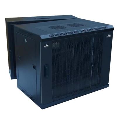 "LINK CW2-60512W 19"" Wave Perforate Wall Rack 12U (60x50x64cm) *ส่งฟรีเขต กทม."