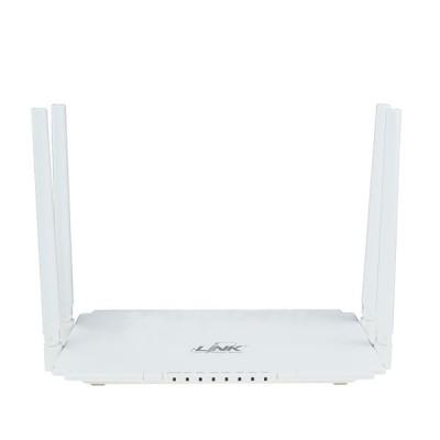 Link PR-0120 AC 1200 Gigabit Wi-Fi Dual Band Router, Desktop