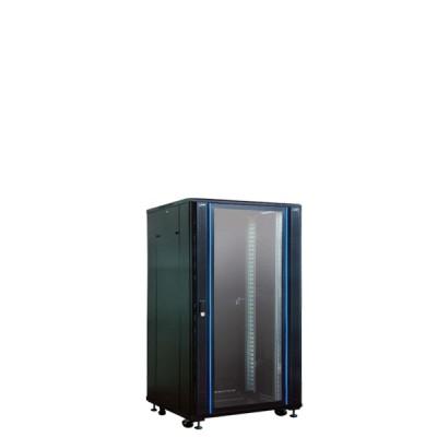 """Link CH-60615GS 19"""" Glass Rack 15U, (60 x 60 x 88 cm.) Black *ส่งฟรีเขต กทม.และปริมณฑล"""