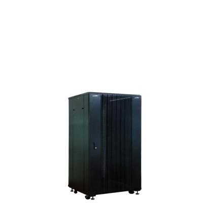"""Link CH-60615CW 19"""" Curve Wave Rack 15U, (60 x 60 x 88 cm.) Black *ส่งฟรีเขต กทม.และปริมณฑล"""