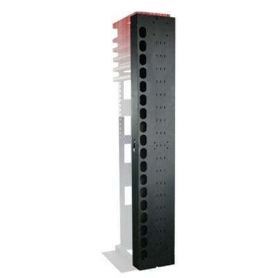 Link CN-61155 Vertical Management Option for Open Rack 45U, Black *จัดส่งฟรีเขต กทม.และปริมณฑล
