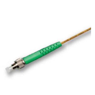 Link UFP980S22-1.5 FC Pigtail Fiber Optic, SM/OS2 Simplex, (2.0 mm Jacket)/APC, Length 1.5 m.