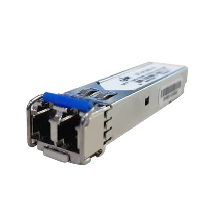 Link UT-9125D-10 SFP 1.25G Transeiver Module, SM 1310 nm 10 Km. With DDMI, Duplex LC Connector (Cisco, & Other Compatible)