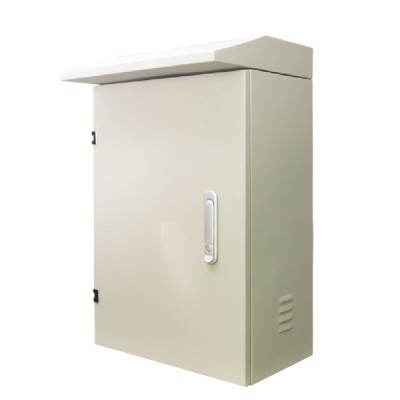 LINK UV-9010S Single Door Outdoor Steel Cabinet (H68 x W43 x D25 cm.)