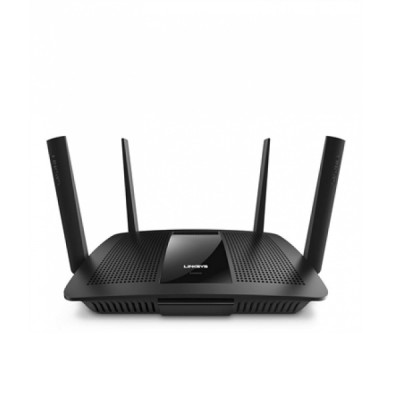 Linksys EA8500-AH Wi-Fi Router Max-Stream AC2600, Dual-Band (2.4 + 5GHz) MU-MIMO 4x4 Antennas