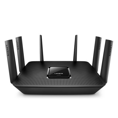 Linksys EA9300 Router WiFi Tri-Band, Max-Stream AC4000 MIMO Technology