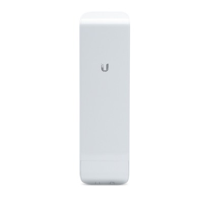 Ubiquiti NSM5 (NanoStation M5) airMAX Indoor/Outdoor AP, Freq 5GHz 150+Mbps, Ant 16dBi 2x2 MIMO, Hi-Power 27dBm, 2-Port 10/100 Ethernet