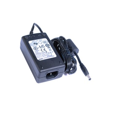 24HPOW : 24V Hi-power supply 24 vdc, 38 watt (1.6 amp) Supports all Mikrotik Routerboards heavy duty switching power supply with 2.1mm DC plug