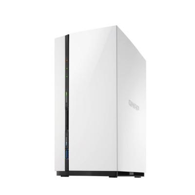 TS-228 : 2-Bay Home & SOHO NAS Enclosure ,Dual-core processor for high performance