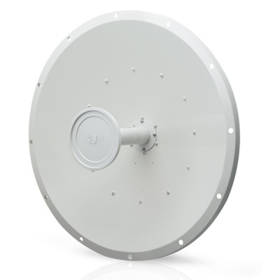 Ubiquiti RD-5G30 RocketDish airMAX Carrier Class 2x2 PtP Bridge Dish Antenna 30dBi, Freq 5GHz for Point-to-Point Backhauls 10-15Km