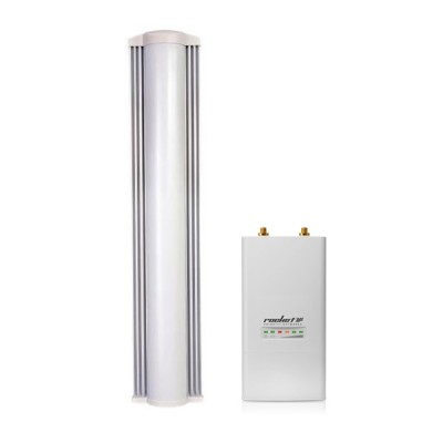 Set Cambium ePMP 1000 5 GHz Sector 120 Antenna + Rocket M5