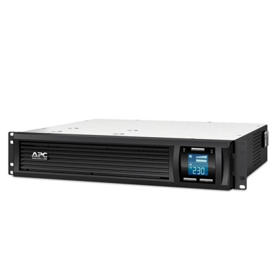 APC SMC1500I-2U Smart UPS C 1500VA 900W LCD RM 2U 230V