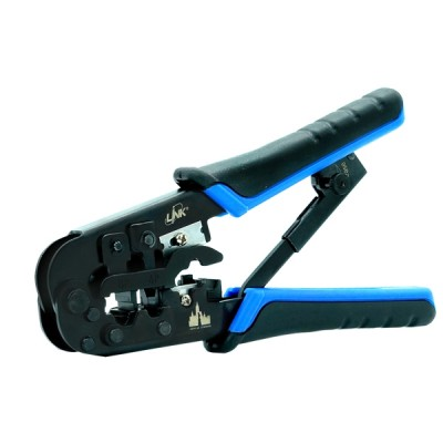 Link TL-1103R Crimp Tool RJ45,RJ11 and 4-Pos Hand Set